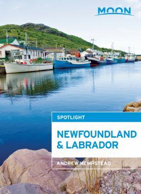 Moon Spotlight Newfoundland & Labrador